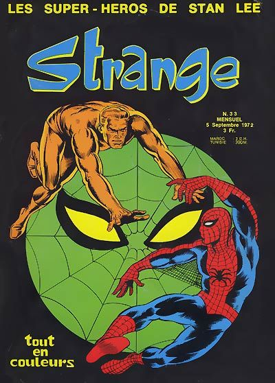 Couverture de Strange -33- Strange 33