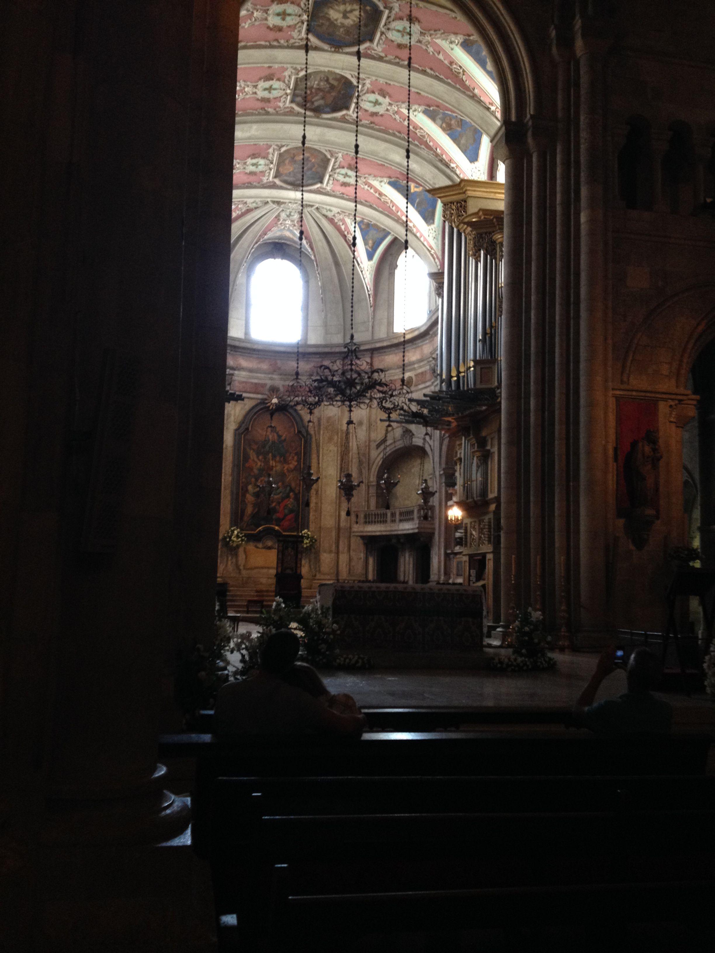 Lisboa, Portugal .... Capela do Sr. dos Passos, Mosteiro dos Jerônimos
