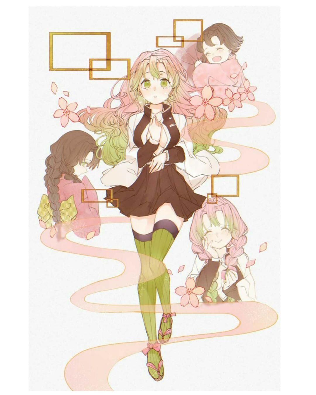 Н¦ð¢ðð¬ð®ð«ð¢ Н¤ðšð§ð«ð¨ð£ð¢ On Instagram Little Mitsuri Credit Sinonomepomu On Twitte Anime Demon Kawaii Anime Slayer Anime The following tags are aliased to this tag: anime demon kawaii anime slayer anime