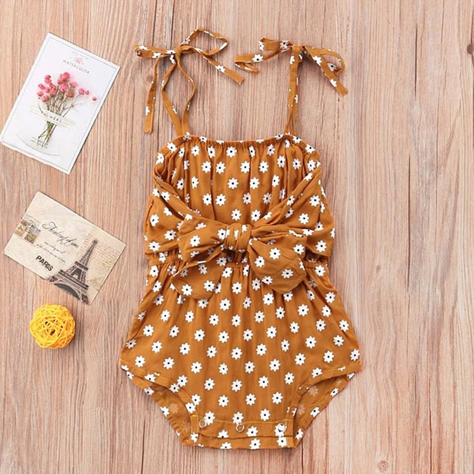Spring Baby Clothes Summer Baby Clothes Baby Bloomers Baby Bloomers and Matching Bow Baby Girl Clothing Sets Daisy Bloomers