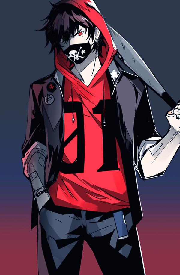 Killing Kiss  (Uzaki Hitomi X  gangster!OC) - BIO
