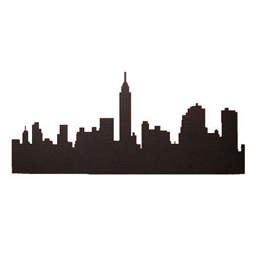 Nueva York Skyline de la plantilla - ExtraVital Fasion | Cumple ...