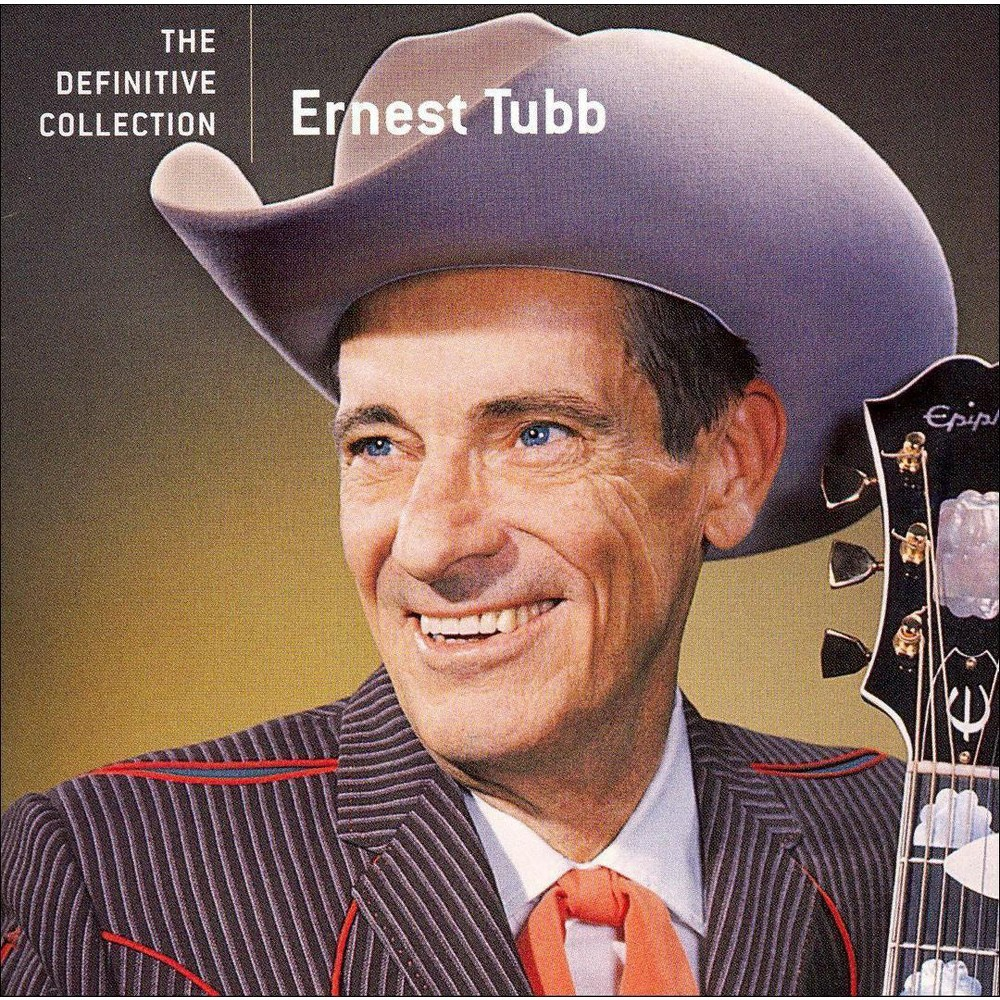 Ernest Tubb - The Definitive Collection (CD)