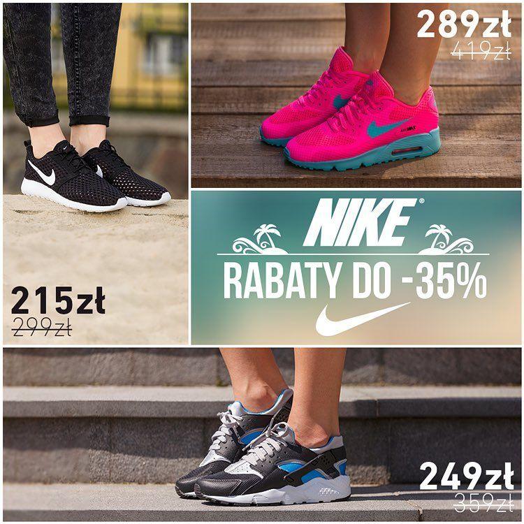Nike Teraz Taniej Nawet O 35 Przeceniamy Wszystkie Modele Link W Bio Nike Airmax Airmax90 Nikeairmax Hyperpink Sne Saucony Sneaker Sneakers Fashion