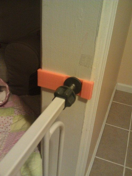 Baby Gate Anchor No Drilling Required Baby Gates Diy Baby Gate Baby Proof House