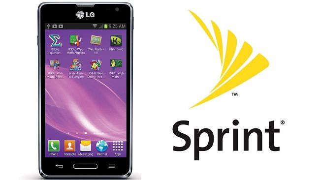 Sprint LG Optimus F3 announced. This budget minded LG