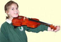 Violin sizing & violin accessories