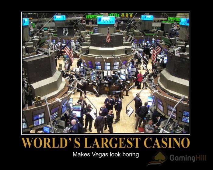 Ha Ha Wall Street Stock Exchange Stock Trading