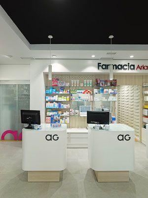 Diseno Proyectos Y Reformas De Farmacias En Galicia A Coruna