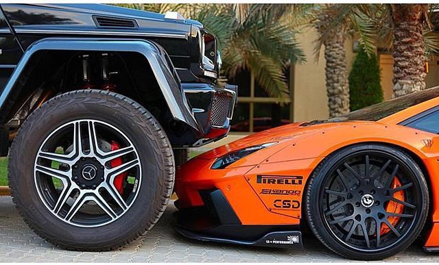 WEBSTA @ black_list - @theorangearmy getting too close for comfort! | #blacklist #theorangearmy #lamborghini #aventador
