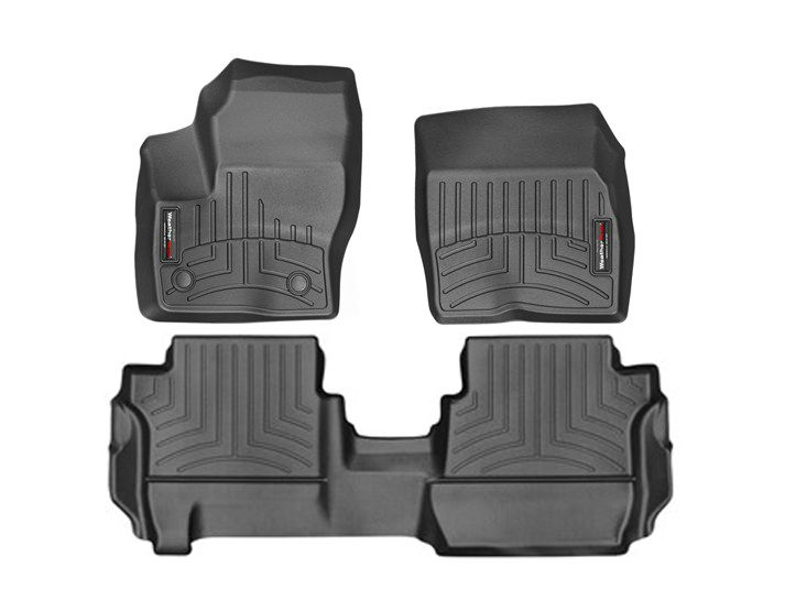 2014 Ford Escape Weathertech Protection Package