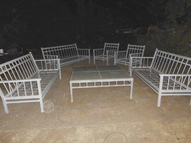 Muebles Fierro Andres Gasman | Artesania en muebles de fierro Andres ...