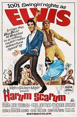 Harum Scarum (filme) – Wikipédia, a enciclopédia livre