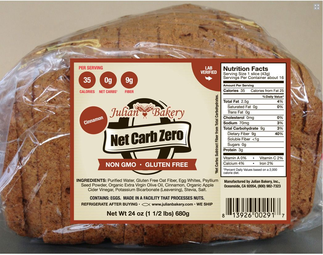 Carb Zero Bread At Walmart Wow Com Image Results