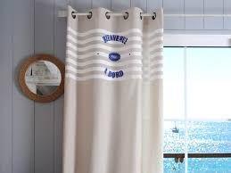 rideaux style bord de mer rideaux