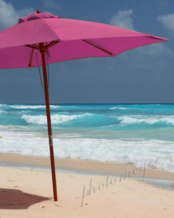Photography Art Emily Umbrella In Barbados
