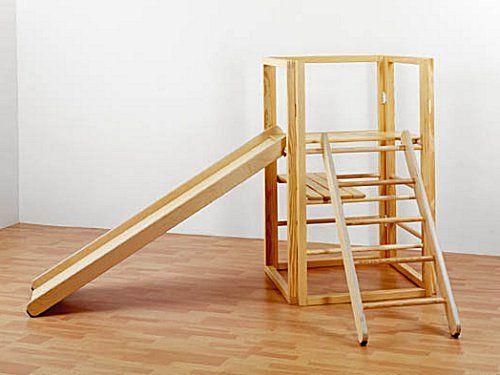 Klettergerüst Holz Kinderzimmer : Kletterhaus mini indoor klettergerüste und spieltürme