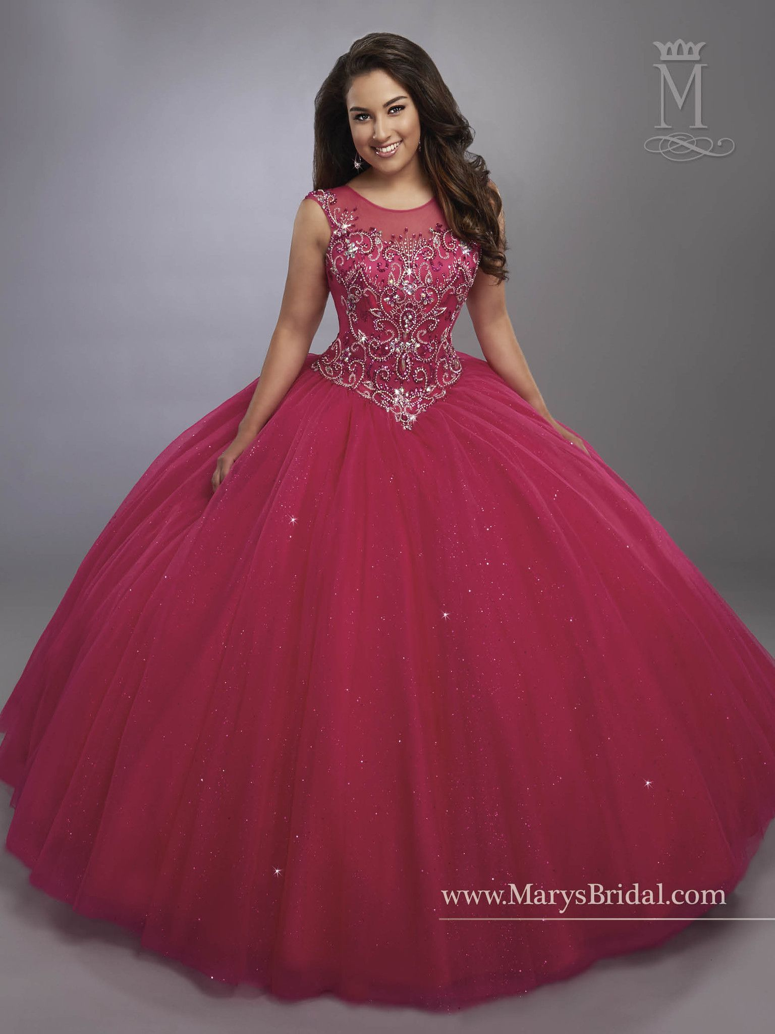 9fd60e7d52e Mary s Bridal Beloving Collection Quinceanera Dress Style 4764 in ...
