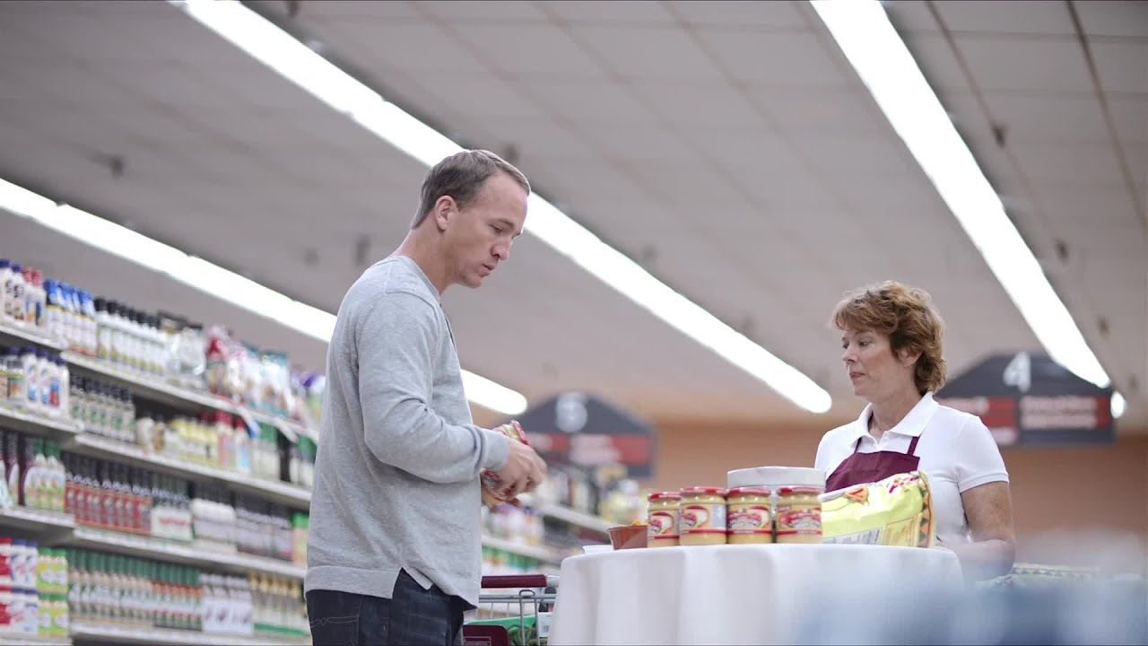 Peyton mannings new nationwide ad features the jingle