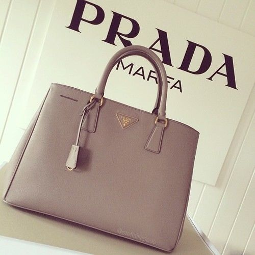 CHANEL OR PRADA? Comment below