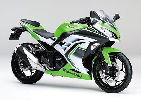 2015 Kawasaki Ninja 250 Special Edition