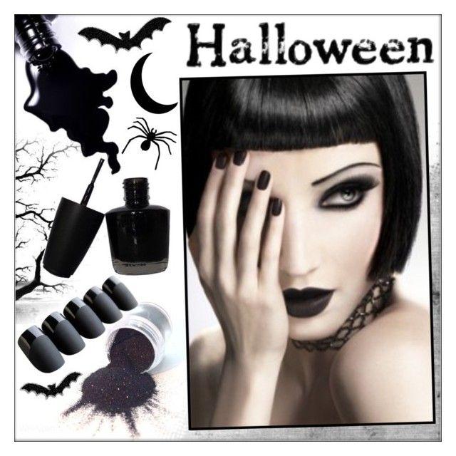 Boo-tiful: Halloween Nail Art! | Halloween nail art, Nail ...