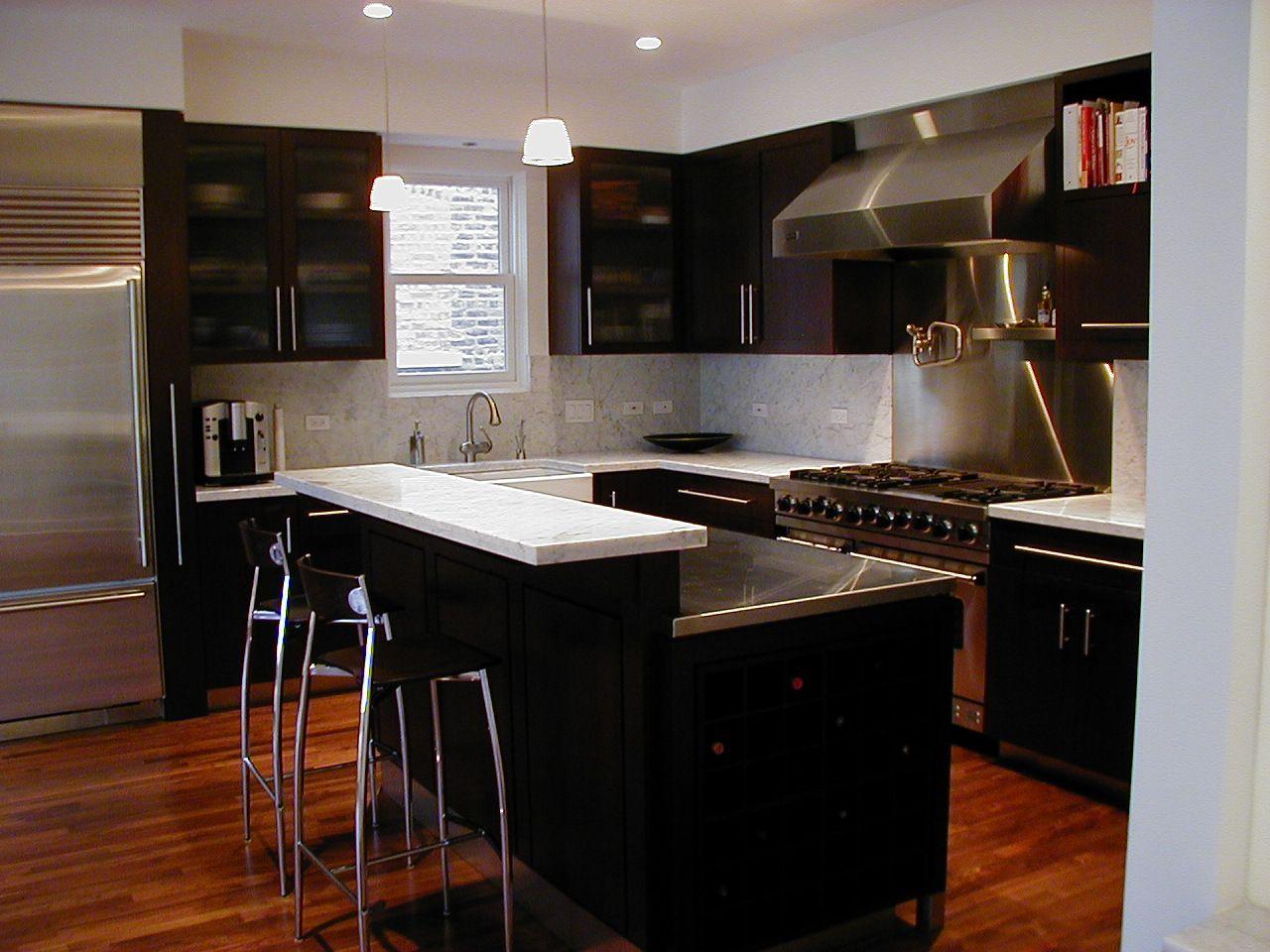Wenge Kitchen Kitchen Design Home Interior