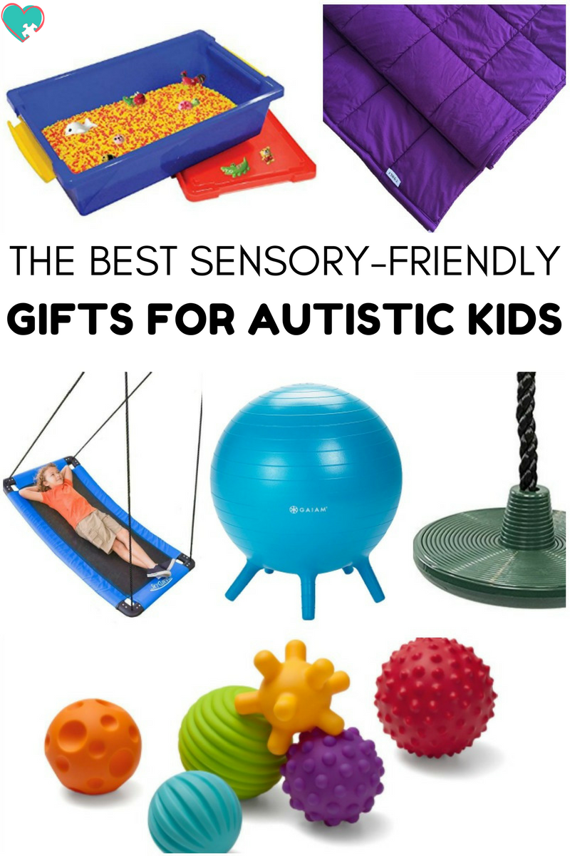 The Best Sensory Friendly Gifts For Autistic Kids Autism Autistickids Christmas Sensoryfriendly