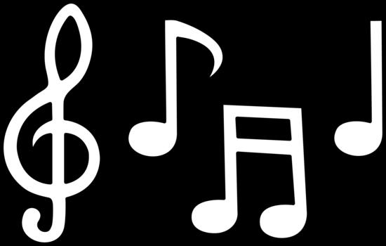 Resultado de imagen para SIGNOS MUSICALES PARA PINTAR | PARCHES