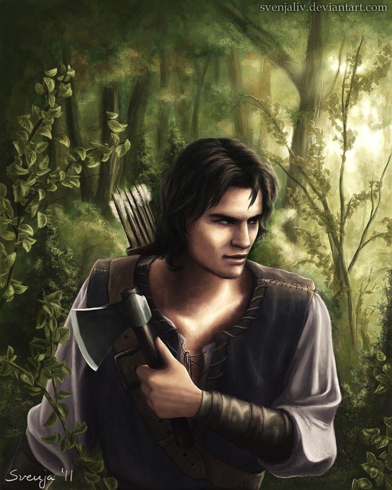 The Huntsman by SvenjaLiv on DeviantArt | Fairytale art ...