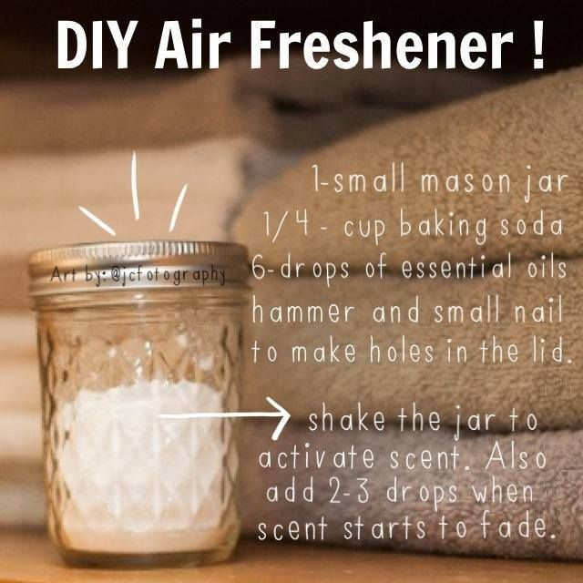 Simply Us Lemondropper Diy Air Freshener Homemade Cleaning