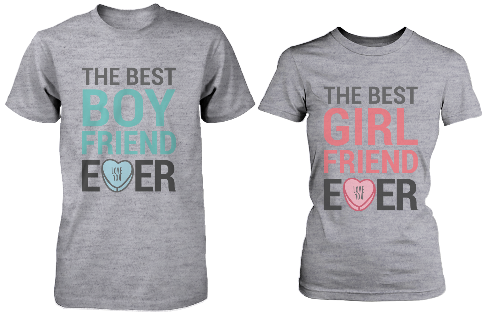This Guy Has The Best Girlfriend Standard Unisex T-shirt Ever