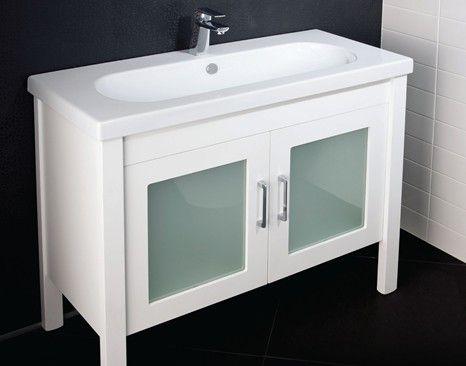 EDO 600 FLOOR VANITY 1 X GLASS DOOR WENGE & EDO 600 FLOOR VANITY 1 X GLASS DOOR WENGE | Ideas for the New House ...