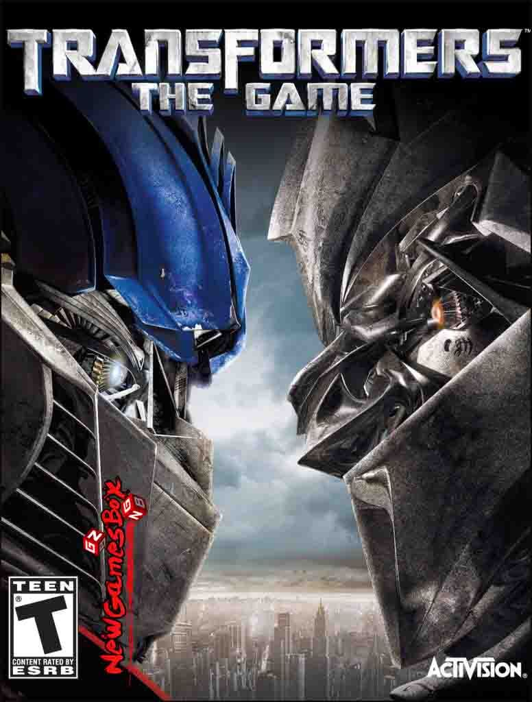 Transformers: The Game Free Download Full Version For PC ...
