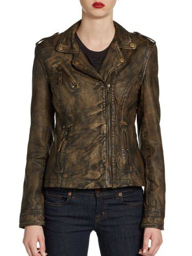 b89306528 Pin by Julia Rose on Fashion | Distressed leather jacket, Distressed ...