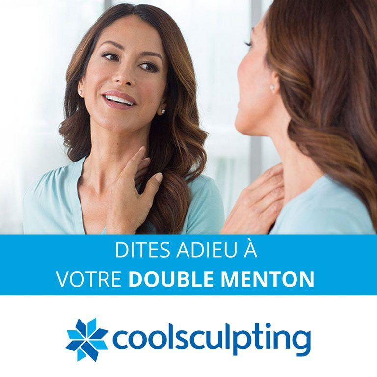 coolsculpting double menton