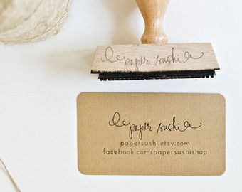 Business card stamp custom 2 34 business card or etsy shop stamp business card stamp custom 2 34 business card or etsy shop stamp colourmoves Gallery