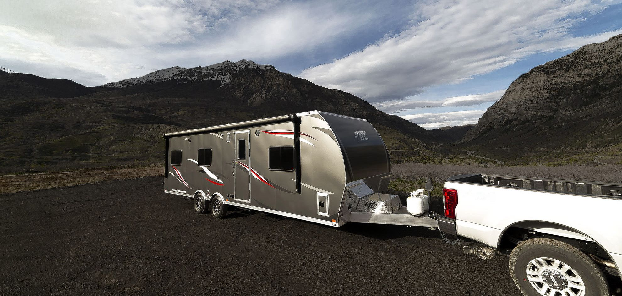 Atc Toy Hauler Options Toy Hauler Fifth Wheel Campers Camper