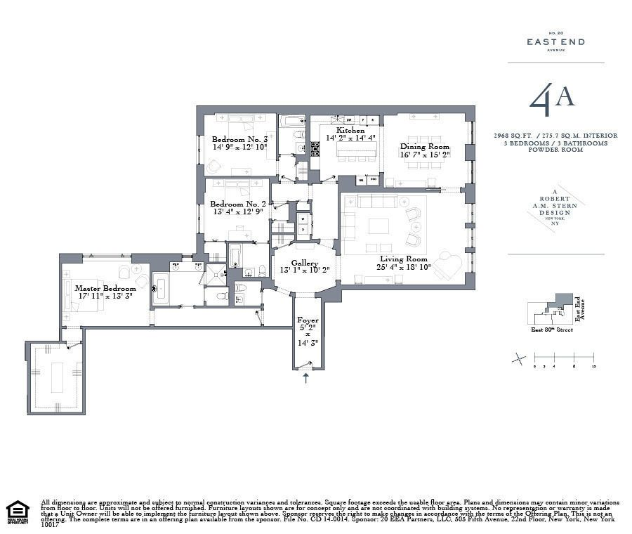 Robert A M Stern S New Upper East Side Condos Start At 4