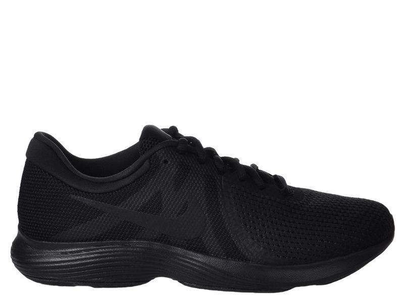 Nike Revolution 4 Buty Meskie Czarne R 42 5 7398424600 Oficjalne Archiwum Allegro All Black Sneakers Black Sneaker Shoes