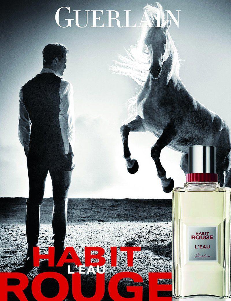 Guerlain Habit Rouge I Smell Parfum Parfum Homme Parfumerie