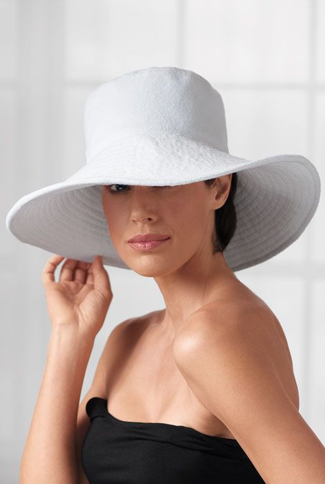 9a201995711 Micro Terry® Sun Protection Hat