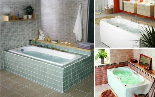 badekar med brus Brus, badekar og boblekar   bygogbolig.dk | badeværelse | Pinterest badekar med brus