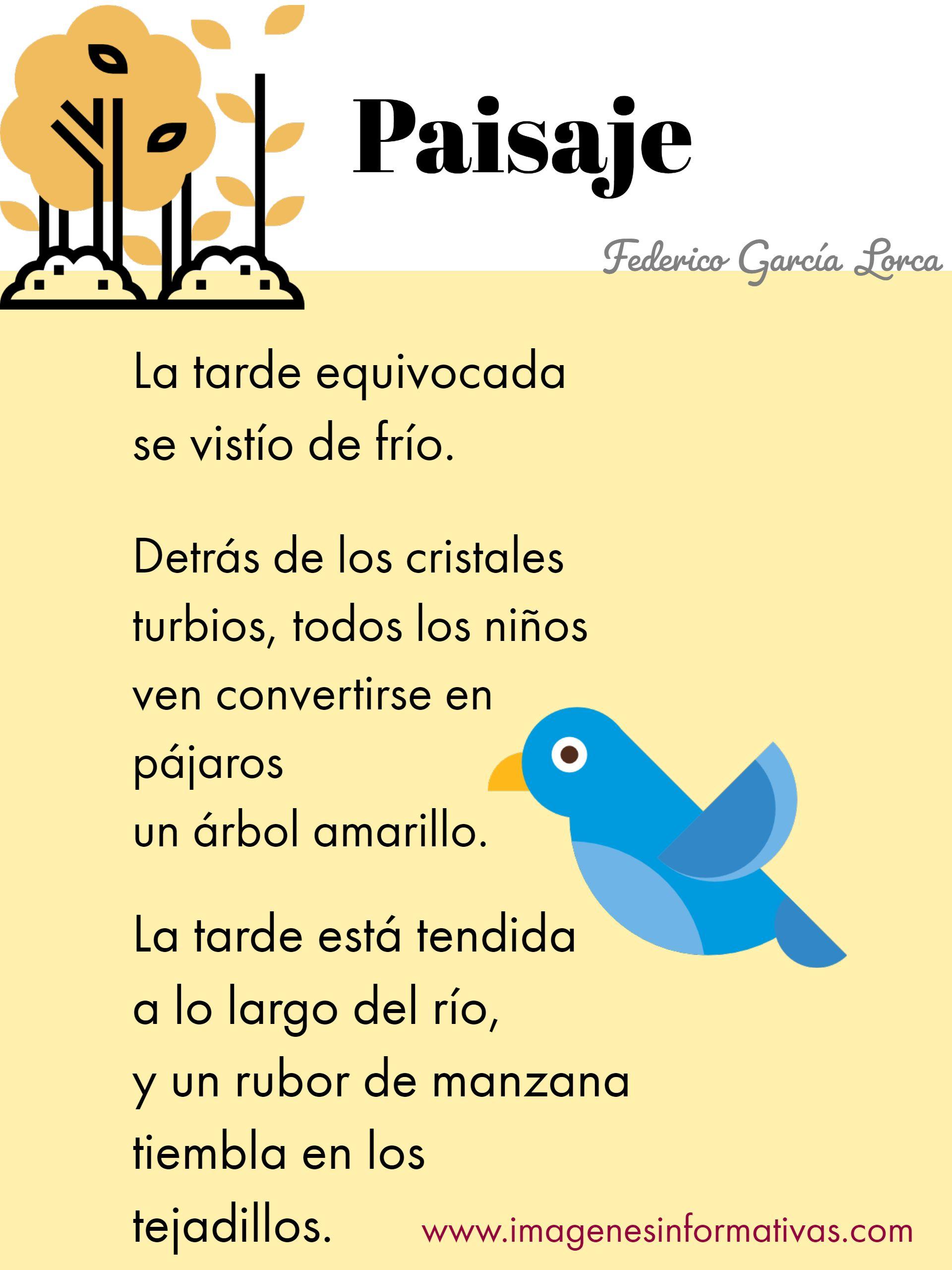 Poema Paisaje Info Imagenes Paisajes Poemas Tejadillos
