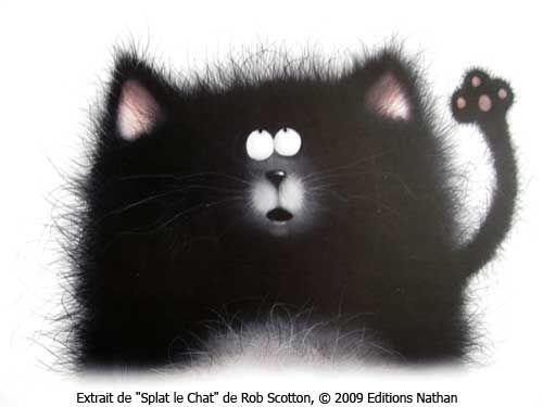 Great Splat the Cat image.