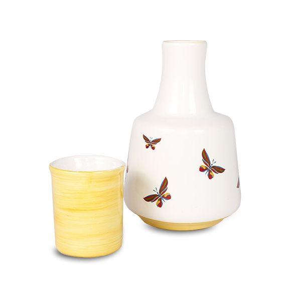 moringa com copo borboleta amazônia