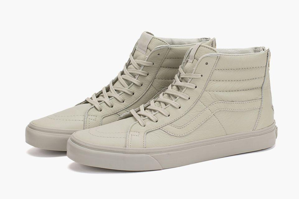 "Vans California Sk8-Hi Zip CA ""Boot Leather"" Pack  86343fb1d5"