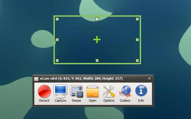 برنامج Ocam اسرع برنامج لتصوير شاشة الكمبيوتر فيديو Screen Recorder Records Portable