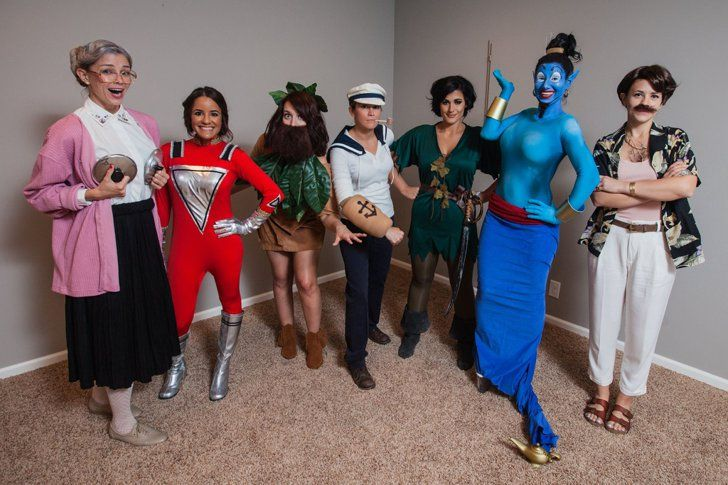 This Robin Williams-Inspired Group Halloween Costume Is