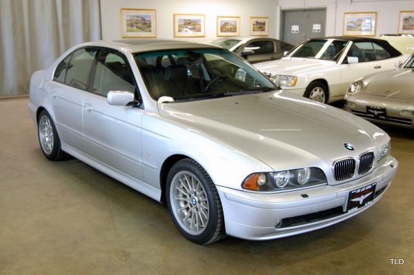 2001 Bmw 540i W Sport Package E39 Bmw Sell Car Bmw Cars